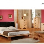 Amber bedroom set