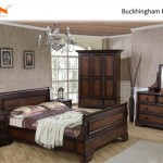 Buckhingham bedroom set