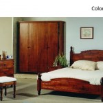 Colombia bedroom set