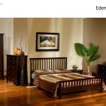 Eden bedroom set