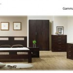 Gamma bedroom set