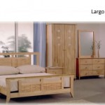 Largo bedroom set