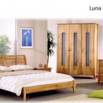 Luna Wood Lfe bedroom set