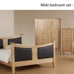 Nikki Pu bedroom set