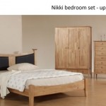Nikki Pustump bedroom set